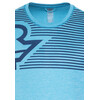 Race Face Trigger Tech Short Sleeve Jersey Men blue
